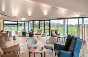 Le spoon - restaurant du club house du golf du touquet