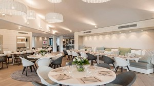 The spoon - restaurant club house Golf Touquet