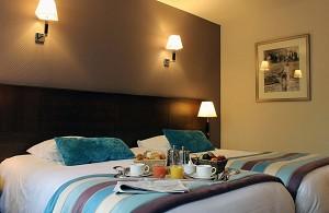 La mansión del hotel - habitación clásica.