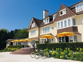 The Manor Hotel - Frente