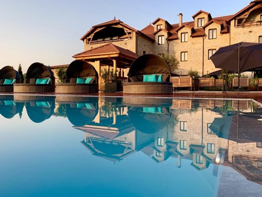 Domaine de la klauss - outdoor swimming pool