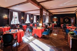 Auberge Saint Walfrid - Restaurante