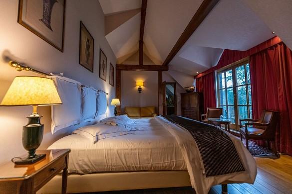 Auberge saint walfrid - orchid room