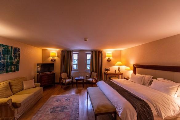 Auberge saint walfrid - primevere room