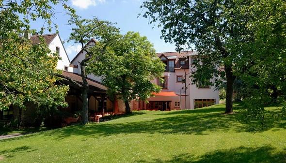 Auberge saint walfrid - exterior