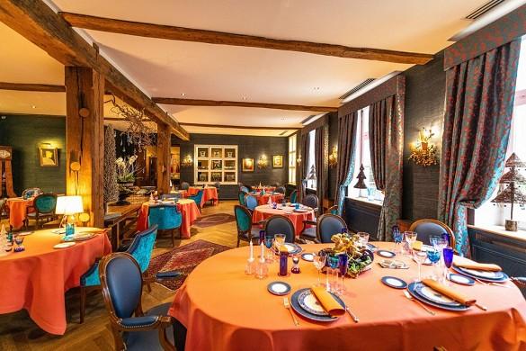 Auberge saint walfrid - restaurant