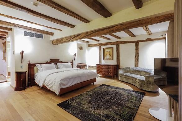Auberge saint walfrid - suite