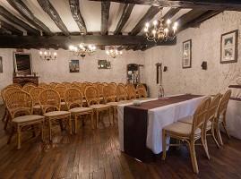 Sala de seminarios: La Creusille -