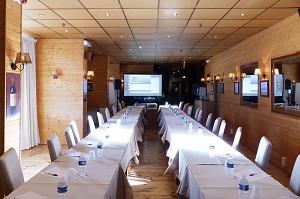 Hotel La Mandia - Salotto