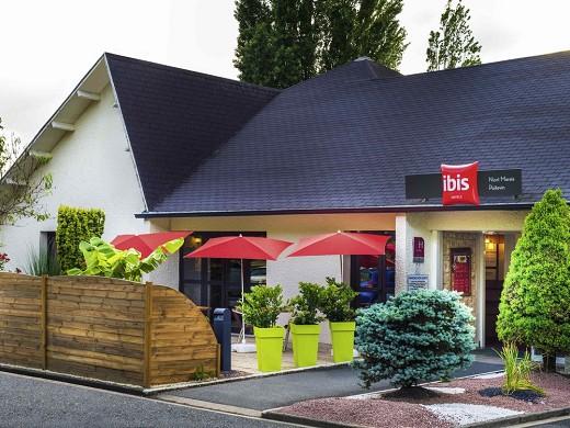 Ibis niort marais poitevin - hotel with seminar room