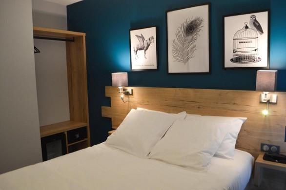 Axe hotel la châtaigneraie - alloggio