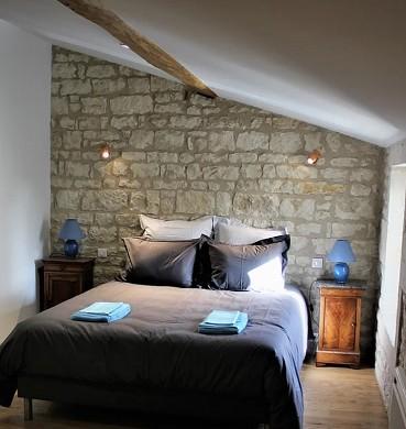 Wolf castle - camera da letto