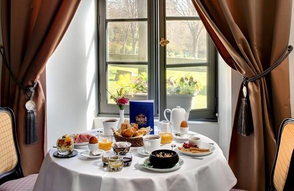 Hotel saint-martin - colazione