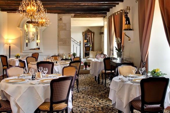 Hotel saint-martin - ristorante