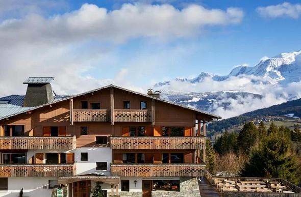 Valle alpina - esterno