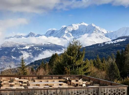 Valle delle Alpi - terrazza