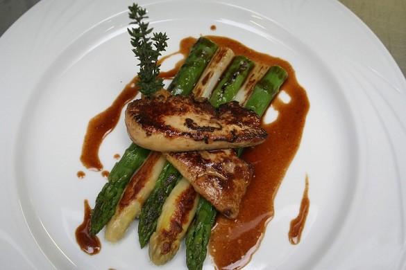 Der goldene Pflug - Beispiel eines Gerichts