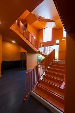 Adonis dijon - die Treppe