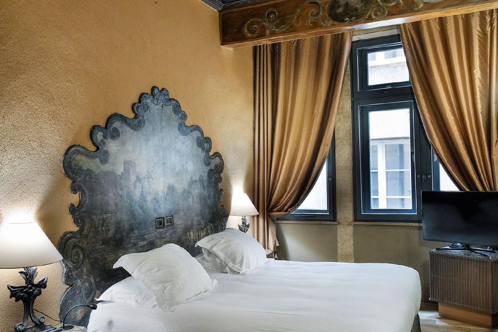 Cour des loges - camera da letto