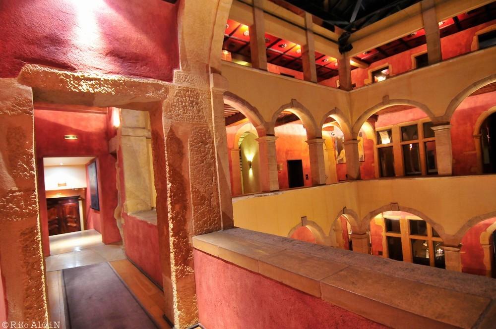 Cour des loges - organizza i tuoi eventi di prestigio a Lione