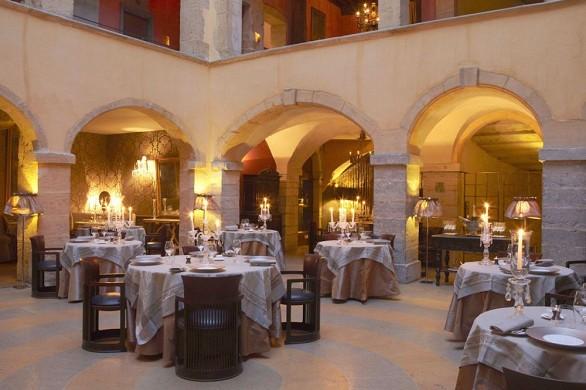 Cour des Loges - restaurant
