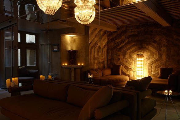 Cour des loges - Lounge
