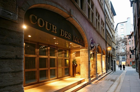 Cour des Loges - high-end establishment for seminars in Lyon