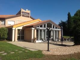 Hotel Atoll - Seminar hotel Niort