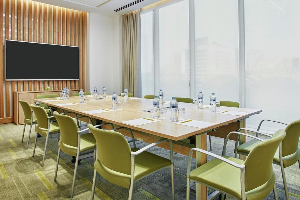Meeting room - Hilton Garden Inn Massy