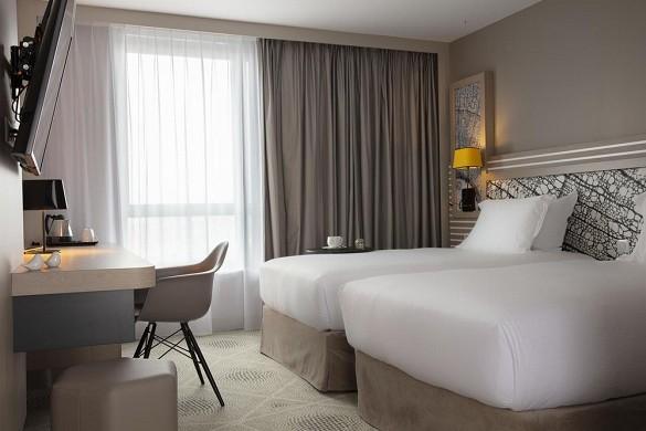 Hilton garden inn massy - double room