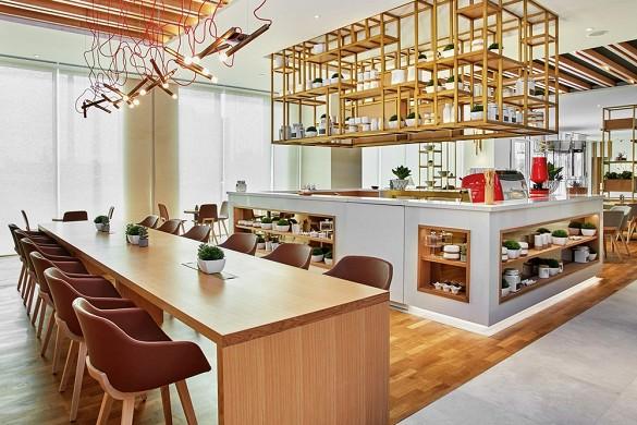 Hilton garden inn massy - interior