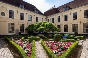 Hermitage Gantois - Giardino