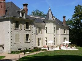 Château de la Rozelle - Fachada