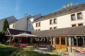 The Originals City Hôtel Ika Blois Sud - Esterno