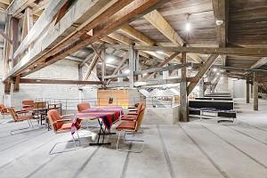 Sala de seminarios: La Marbrerie -