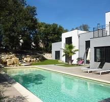 Villa Artwork - Piscina