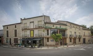 Hotel Restaurant Henry II - Exterior