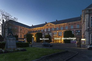 Best Western Hotel Hermitage - 3 Star Hotel for study days and residential seminars