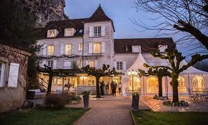 Domaine les Falaises - Affascinante tenuta alberghiera