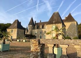 Château des Feugerets - Castillo de eventos