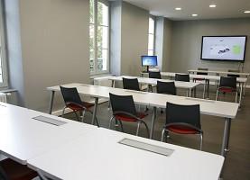 Seminar room: Espace Wilson -