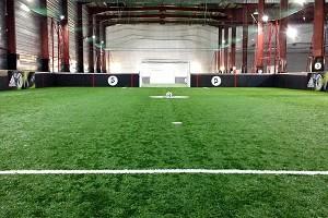Fußballpark Straßburg - Aufbau einer Hallenfußballmannschaft