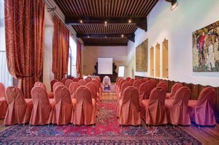 Abbaye de Talloires organizar seminario