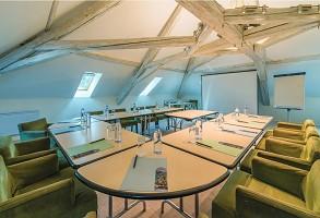 Chapter Room - Abbaye De Talloires