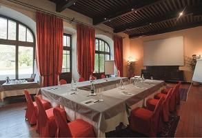 Ermengarde Room - Talloires Abbey