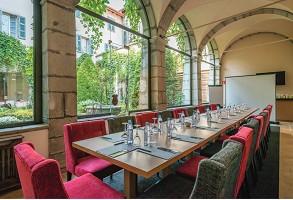 Aline Lounge - Abbaye De Talloires