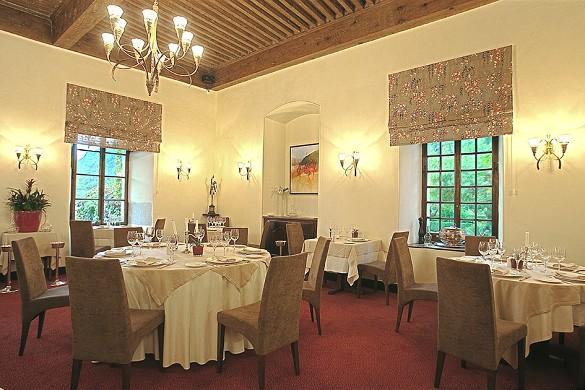Abbaye de Talloires banquet