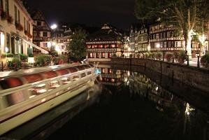Bateaux de l'Ill - Straßburger Seminarboot