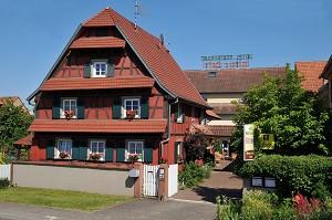 Restaurante del hotel Ritter'Hoft - hotel para seminarios de Alsacia