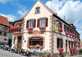 Hotel Restaurant Kleiber - Esterno
